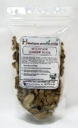 Himalayan Ginger Slices